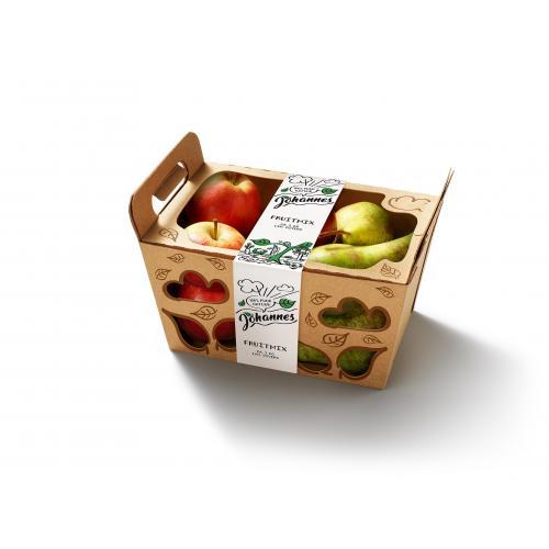 Fruitmix appel en peer
