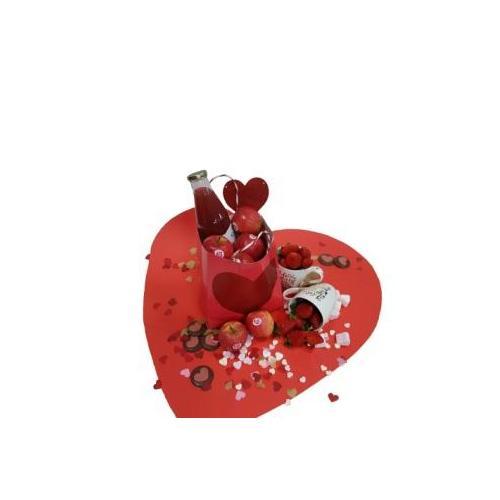 Liefdes fruitmand Basis