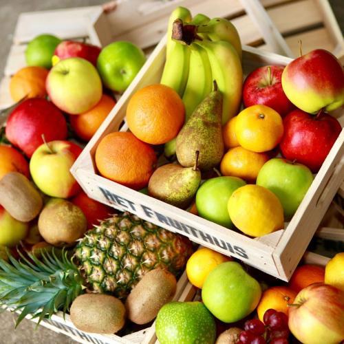 Geef een Fruitmand kado + gratis postkaartje!