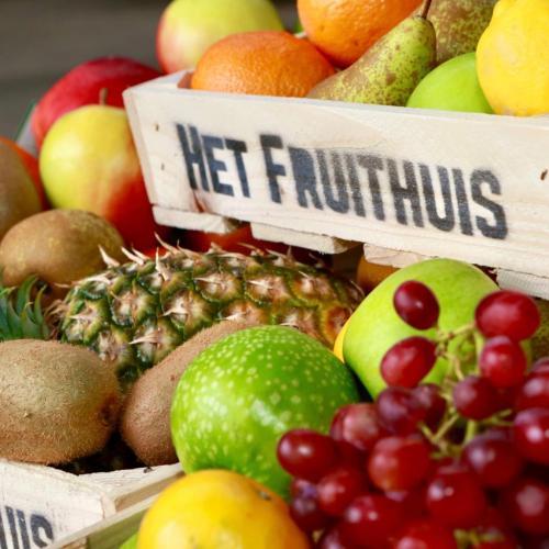Fruit voor u en uw collega's