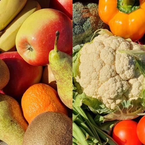 Stel hier uw Groente- en Fruitpakket samen